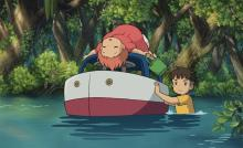 Ponyo's Magic sure caused a lot of \havoc. Can she and Sosuke find this missing mom and stop the world from drowning?