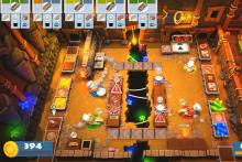 Overcooked 2 Four Player Chaos