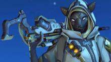 Ana's exclusive event skin