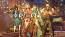 A fresh batch of hero skins for another year of Overwatch.