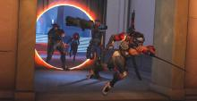 Heroes of Blackwatch completing their quest.
