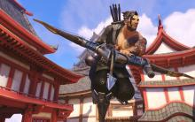 Hanzo, ever so quick  to move forward in life.