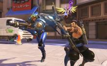 If Hanzo is giving your team problems, quickly counter him with Pharrah or Winston or other high mobility heroes.