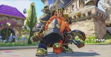 Torbjorn's Viking Skin was released during the 2017 Halloween event.
