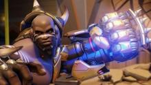 When it comes to attacking, Doomfist lets his fist do the talking.