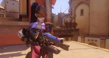 Widowmaker ready to kill.