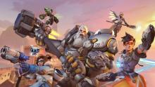 Reinhardt and friends to the rescue