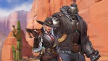 With her powerful gun and abilities, Ashe is a new DPS who isn't one to be messed with.