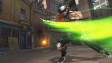 Overwatch Genji Sword Attack