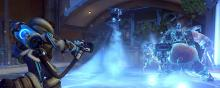 Overwatch Mei Blizzard Ultimate Ability