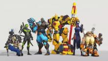 Support your team by purchasing their skins for your favorite heroes.