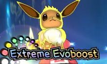 Extreme Evoboost sharply raises each one of its stats in one move!