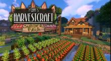 Pam's Harvestcraft adds in a huge amount of new plants and food items