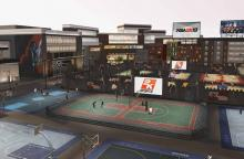 Play against other 2K players at the Park, an online game of blacktop