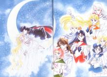 It always seemed almost unfair that Sailor Moon had her future husband and family, and her protectors had, nothing. They all even had in some way a sad back story too, for them to be paired with the Shitennou, or the four Heavenly Kings. Their stories are all different ways, Naoko painted this picture at the end of the manga, that many imply there could have been or would be something in the future, sadly the only pairing ever dabbled in were Sailor Venus and Zoisite and Sailor mars and Jadeite.