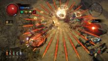Very similar to Diablo, this game offers satisfying gameplay that the original series offered but with updated graphics.