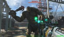 Get some cool guns in Fallout 4 and fight some cooler bad guys!