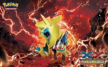 Phantom Forces was the fourth expansion for the XY series in the Pokémon Trading Card Game.