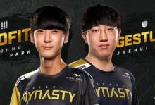 Seoul Dynasty OWL players