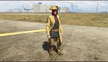 Want to dress up as a pirate in GTA 5? No one's stopping you!