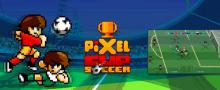 Retro Football at its best! Enjoy fun pixel art and music while you play your favorite football game!