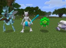Catch all kinds of Pokemon in Pixlemon
