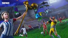 A time when the World Cup ruled the world and Fortnite took a minor back seat.