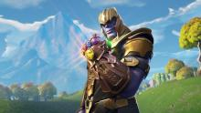 Fortnite's Thanos Event was pretty awesome.