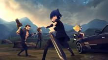 Final Fantasy XV Pocket Edition if you want to experience a simpler version