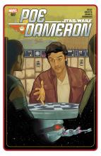 Poe Dameron cover art