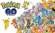 The first generation of several Pokemon GO creatures.