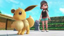Eevee is one of the most popular Pokemon.