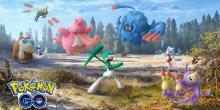 Niantic regularly adds new evolutions to the Pokemon in the game.