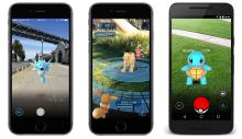 Pokemon GO can be played wherever you are, wherever you go!