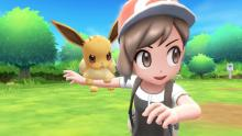 Pokemon: Let's Go, Eevee! ride