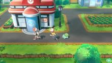 Pokemon: Let's Go, Pikachu! town