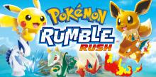 So many Pokemon of all kinds await players in Pokemon Rumble Rush!