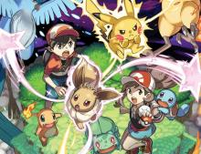 Pokemon trainer battles are at the heart of the game!
