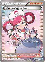I prefer this other art of Pokemon Center Lady