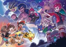 Reminisce in the Kanto region while playing with new game mechanics.