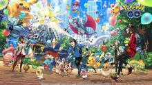 Pokemon GO lets you explore the world while collecting and battling Pokemon.