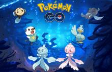 Rumors suggest Gen 5 Water-Type Pokemon and double catch XP.