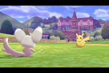 The battle animation looks so detailed, and pertains to the character's location in the game.