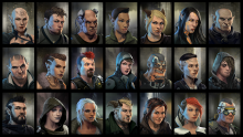 Harebrained Schemes did a great job of creating visually appealing artwork for the various characters you will find in Dragonfall