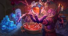Potions were an element added in after release bringing new and fun mechanics to the game
