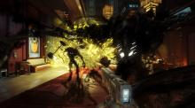 Fight against Phantoms in Prey using one of the games creative guns