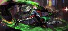 Ekko fans have created some fun and creative fan art for the champion's PROJECT skin