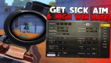 Want an accurate headshot? Aim assist.