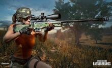 AWM, Sniping, Sharp Shooter