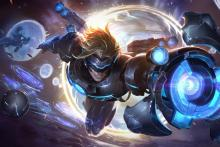 The most expensive skin on Ezreal